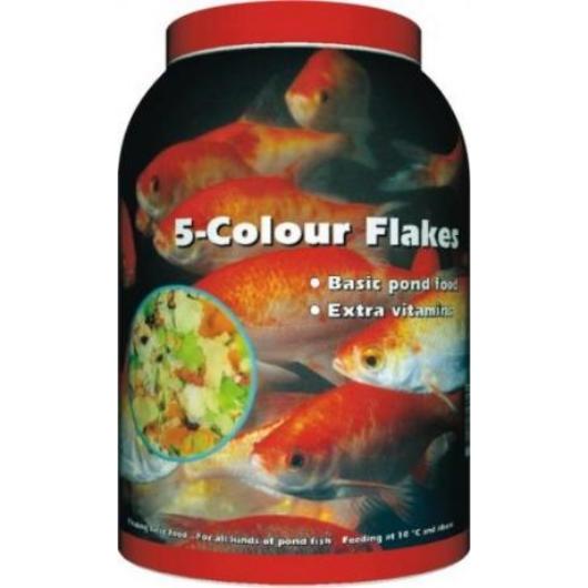 Haleledel 5 színű lemezes - 1,5 liter