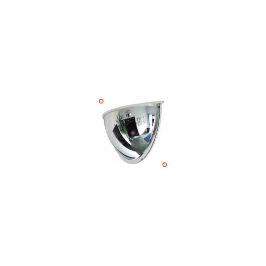 Tükör beltéri negyedgömb MB 8050 (½ x 80 cm)