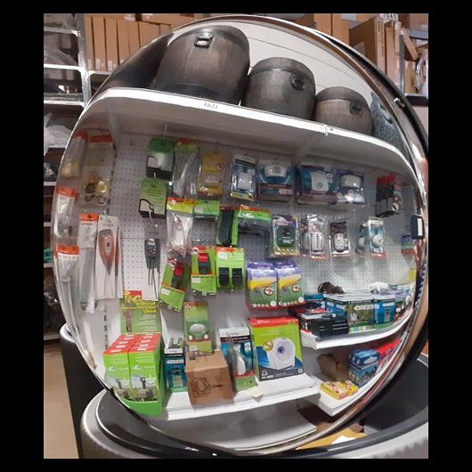 Tükör beltéri peremes (60 cm) SS 60