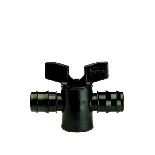 Kerti szerelvény tömlő csap 9  mm