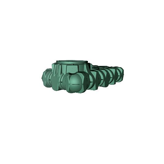 Li-Lo lapos esővízgyűjtő tartály, 7500 l