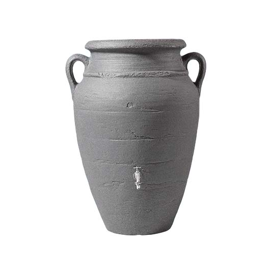 Antik Amfora esővízgyűjtő tartály, 600 l, gránit