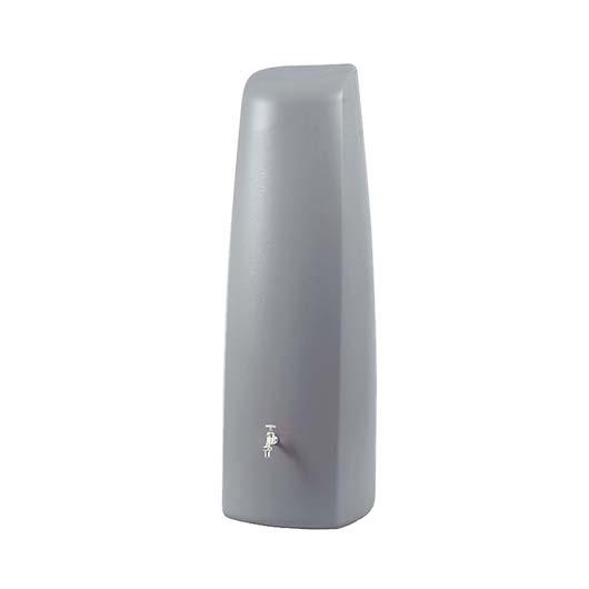 Elegance fali esővízgyűjtő tartály, 400 l, kőszürke