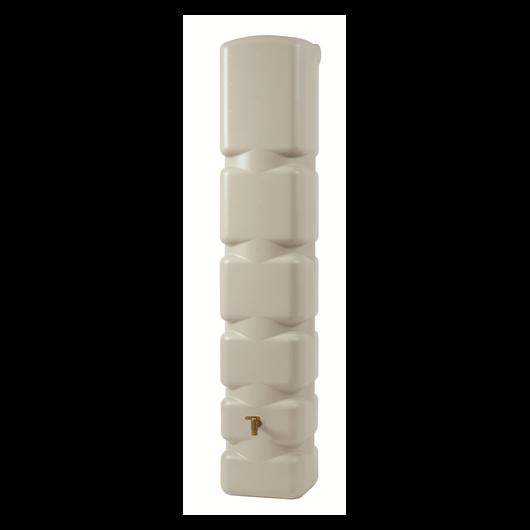 Basic fali esővízgyűjtő tartály, 300 l, homokszínű