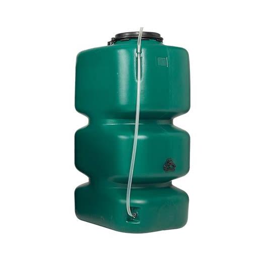 Garden esővízgyűjtő tartály, 500 l, zöld