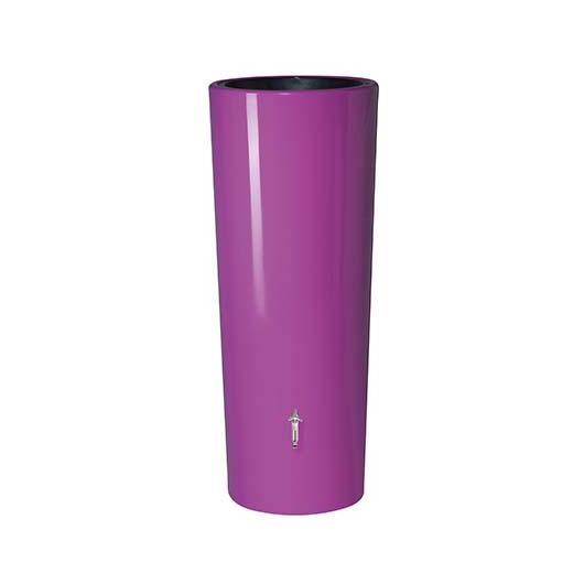 Color duplafunkciós esővízgyűjtő tartály, 350 l, ciklámen