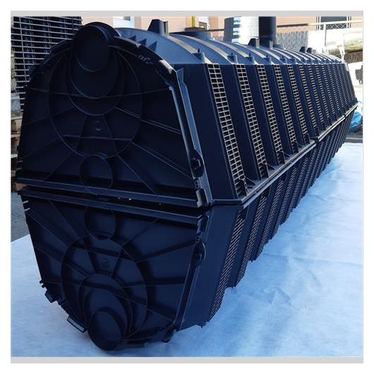 300 m2 tetőfelület esővízelszikkasztás csomag /Szikkasztó Alagút rendszerben/