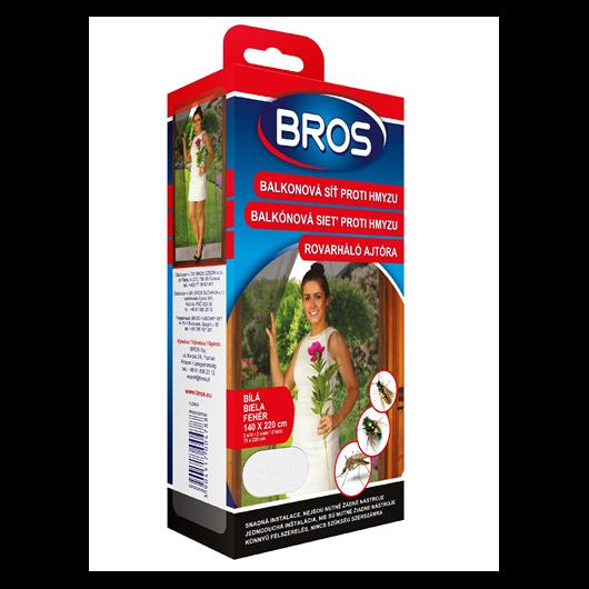 BROS szúnyogháló ajtóba 75x220 2 db/ csomag