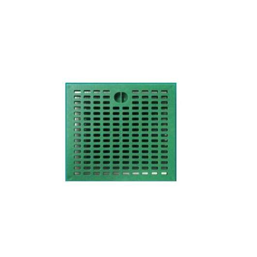 Aknarács - 200 x 200 mm - zöld