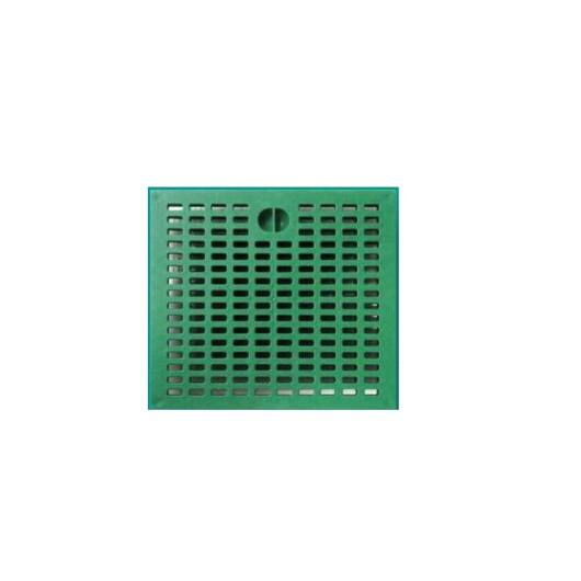 Aknarács - 400 x 400 mm - zöld