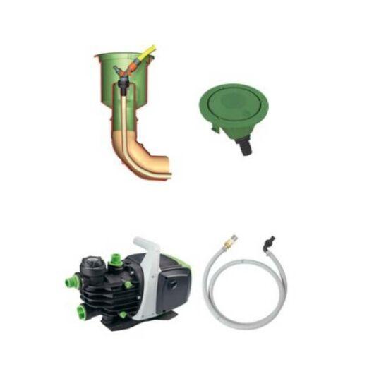 Technikai csomag, Garten Jet - Platin esővízgyűjtő tartályhoz
