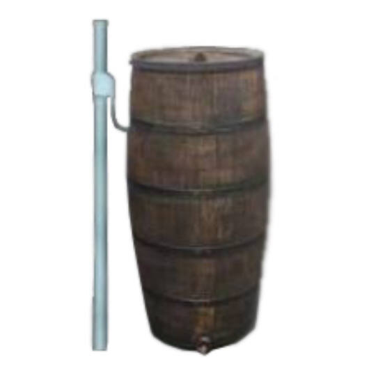 Esővízgyűjtő hordó, 500 l