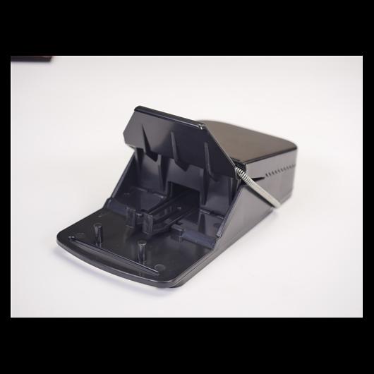 Rágcsáló csapda, műanyag Patkány csapda nyaktilóval 4db/szett