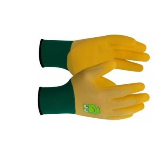 "Handschuh ""Froggy"" 4-6 Jahre"