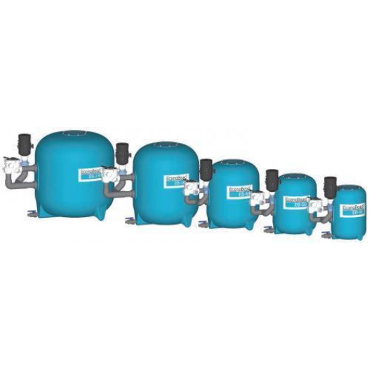 Nyomás alatti Gyöngyös szűrő, Econobead - EB40