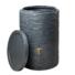 Kép 1/3 - ARONDO esővízgyűjtő tartály 250 l, grafitszürke