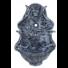 Kép 1/2 - Kerti falikút Dioniz ezüst